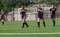 9th Holy Cross vs. Taylor University Photo