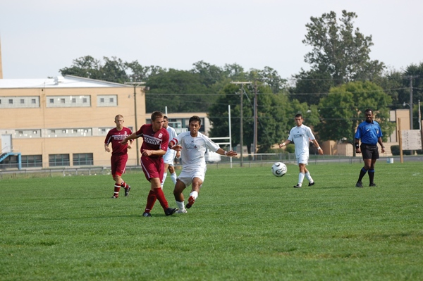 Holy Cross vs. Rochester College - Photo 2