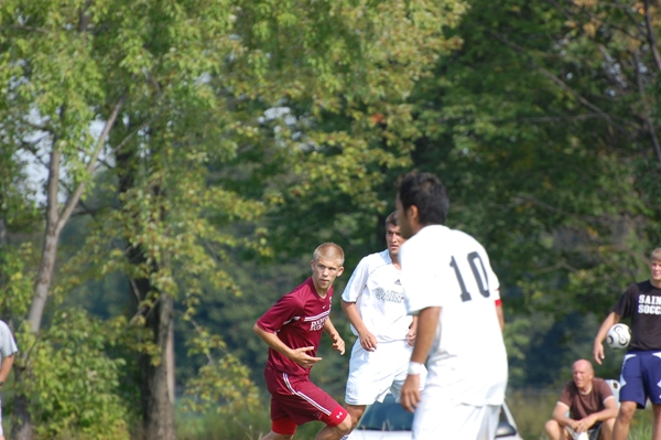 Holy Cross vs. Rochester College - Photo 3