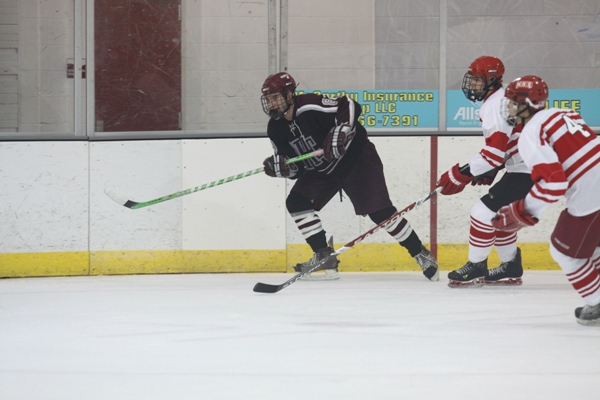 1st Holy Cross vs. Denison (2) Photo