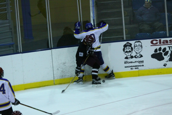 Holy Cross vs. Lake Superior - Photo 29