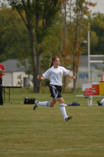 6th 2007 Women's Soccer Photo