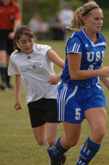 7th 2007 Women's Soccer Photo