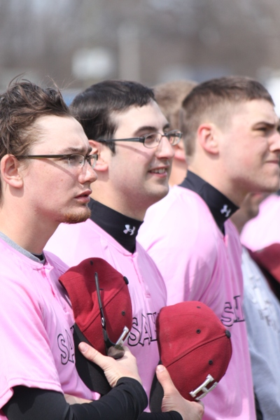 Baseball Striking Out Cancer - Photo 5