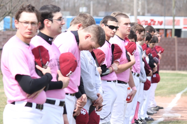 Baseball Striking Out Cancer - Photo 10