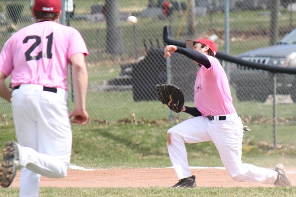 Baseball Striking Out Cancer - Photo 28