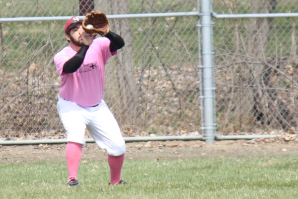 Baseball Striking Out Cancer - Photo 29
