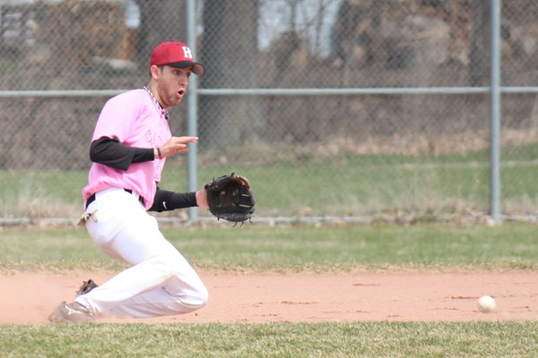 Baseball Striking Out Cancer - Photo 31