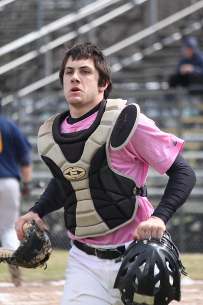 Baseball Striking Out Cancer - Photo 33