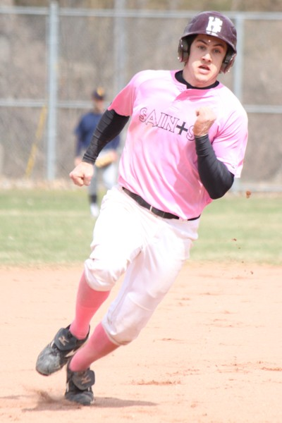 Baseball Striking Out Cancer - Photo 42