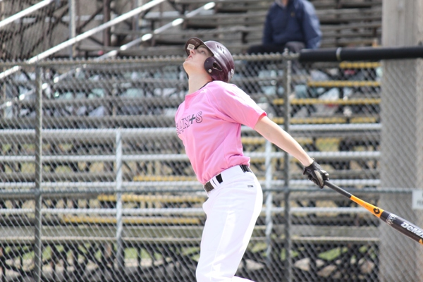 Baseball Striking Out Cancer - Photo 47