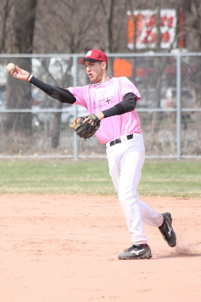 Baseball Striking Out Cancer - Photo 48