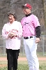 Baseball Striking Out Cancer - Photo 15