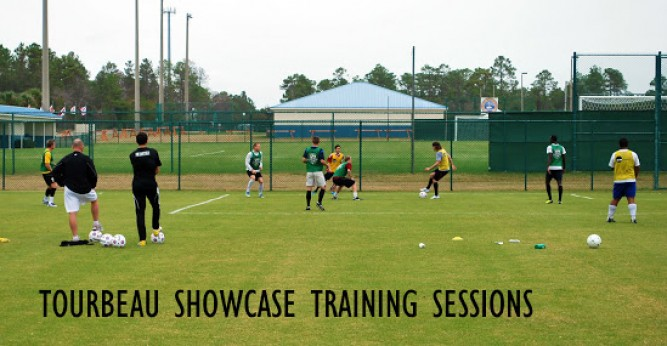 Three Saints heading to Alabama for 2012 Tourbeau College Soccer Showcase