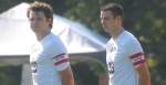 Saints Clarke and Grant to play for St. Louis Lions (PDL)