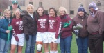 Saints close out 2012 season with 3-1 over Andrews on senior night
