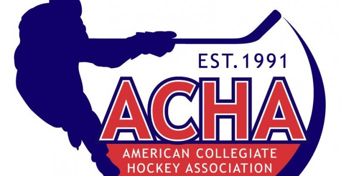 Clairmont Ruff, Doni Gendel and Tommy Lyons were announced as ACHA Academic All-Americans