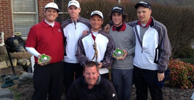 Men�s golf opens up spring season with second place finish
