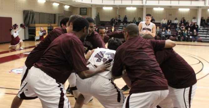 Saints extend season with 90-78 win at Trinity International