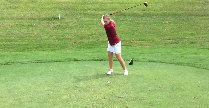 Women's Golf finishes 8th at Wolfpack Invitational