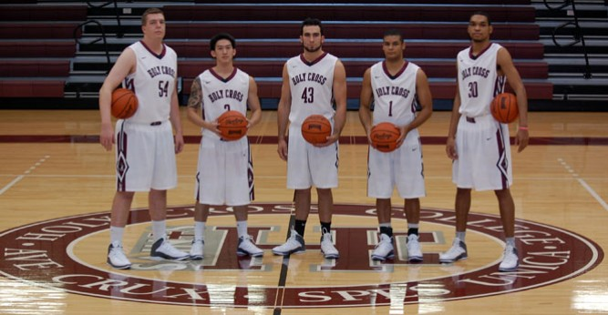 The 2014 senior class closed out their home schedule on Wednesday night against St. Francis (Ill.)