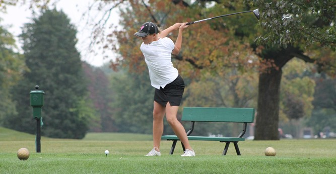 Saints place third at Taylor Invitational