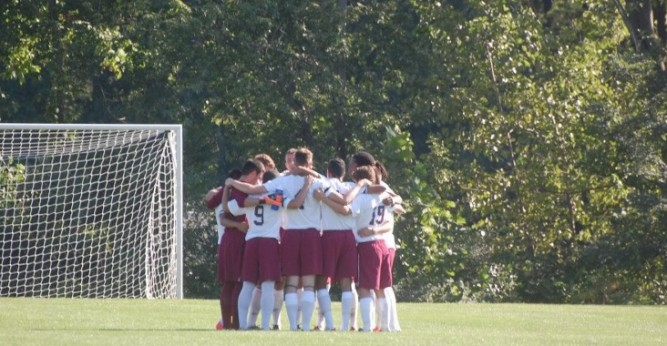 Mount Vernon netted the game winner in the 97th minute to defeat the Saints 1-0 on Friday