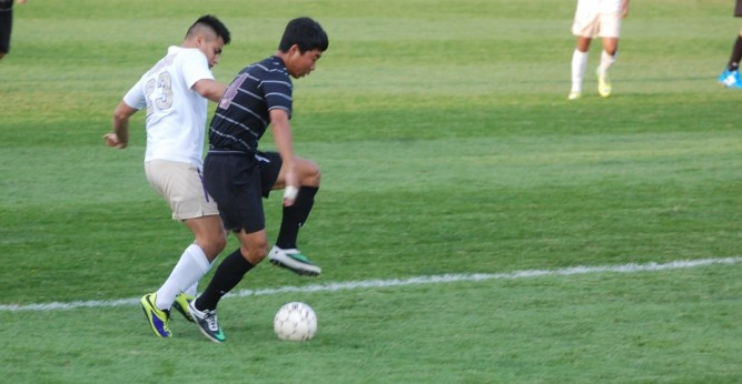 Saints Fall at Home to Roosevelt, 2-0