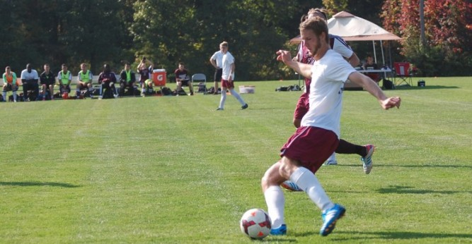 Saints Defeat Calumet-St. Joseph 2-1 in Overtime