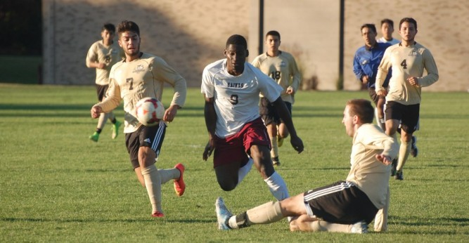 Men's Soccer Continues to Grab Postseason Accolades