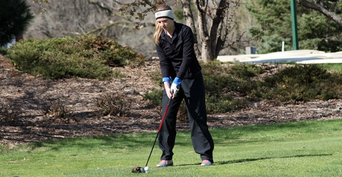 Saints Hang Tough at IWU Spring Invitational