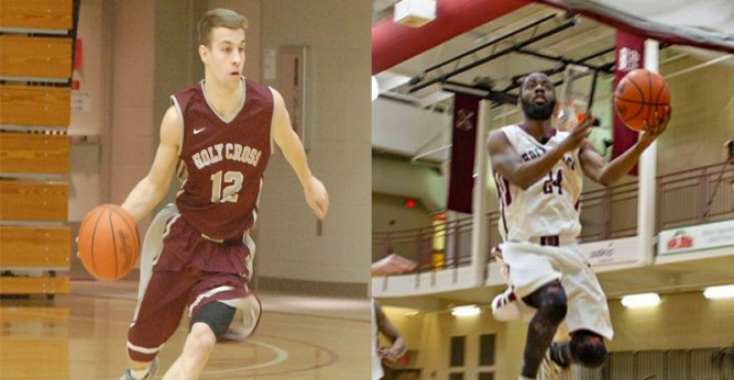 Moore and Columbus Earn All Conference Recognition