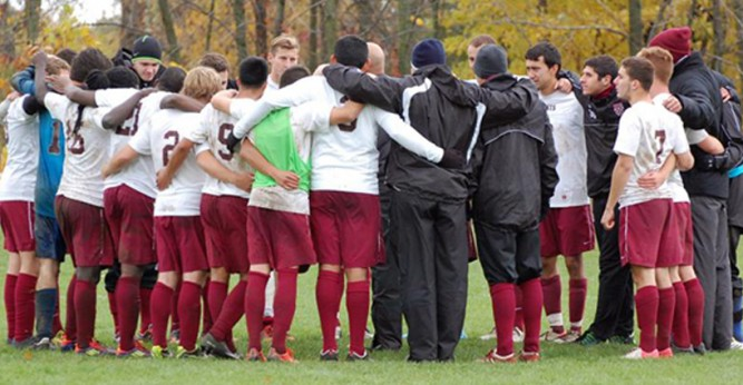 Men's Soccer 2014 Recruiting Class Announced