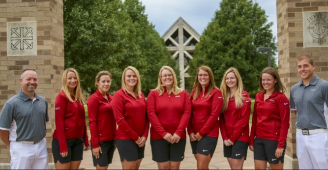 Women's Golf finishes season with 5th place finish