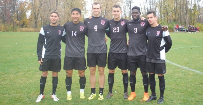 2015 Season Review - Men's Soccer