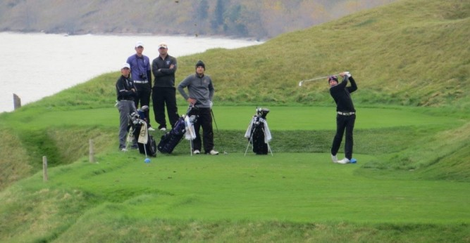 Men's Golf finishes in 10th place in final fall tournament