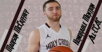 McCaffrey named to CCAC Honorable Mention team