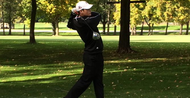 Saints finish 5th at Stritch Wolfpack Invitational