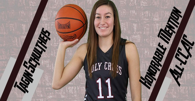 Schultheis named to CCAC Honorable Mention team