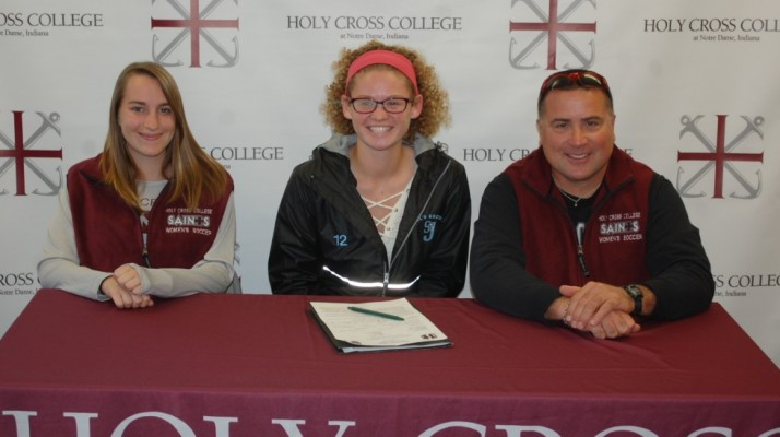 Photo for Local Star Catherine Swick Signs with Women's Soccer
