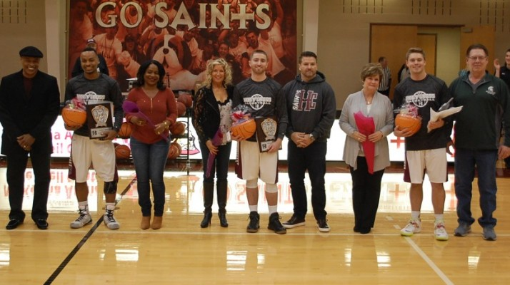 Photo for Seniors Shine on Senior Night