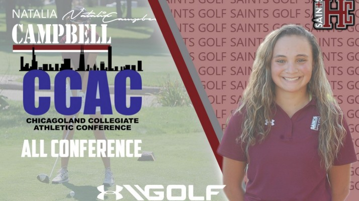 Photo for Freshman Campbell Earns All-Conference Honors