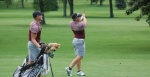 Men's Golf Takes First in Crosstown Clash