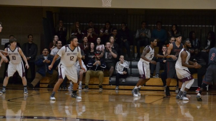 Photo for Six Saints Score in Double Figures in CCAC Victory