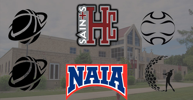 Saints Land Four NAIA Scholar-Teams