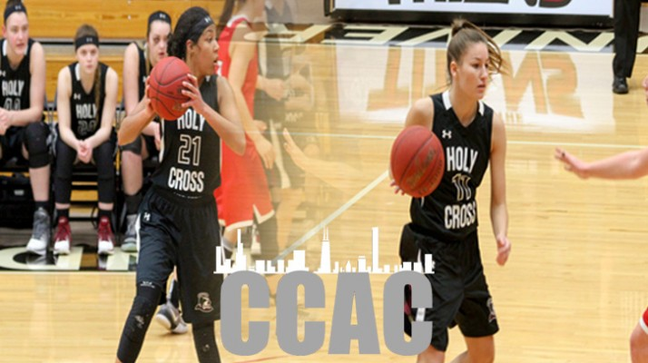 Photo for Streater and Schultheis Named to CCAC Honorable Mention Team