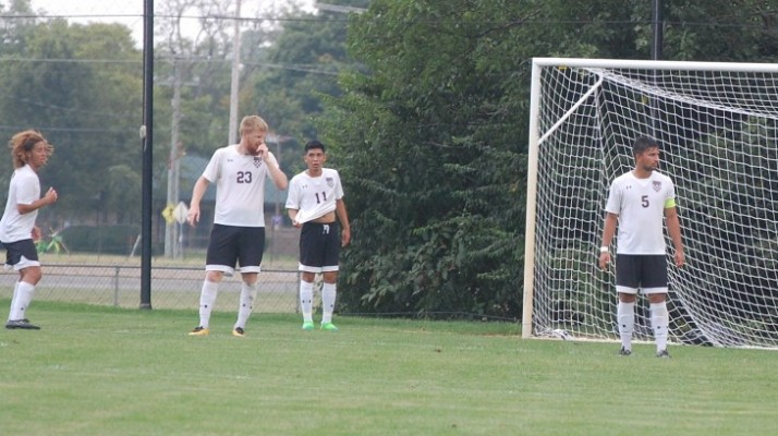 Photo for Men's Soccer Falls to LTU