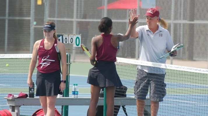 Photo for Tennis with Strong Outing at ITA Regional