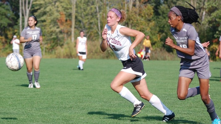 Photo for Women's Soccer Stumbles in CCAC Opener