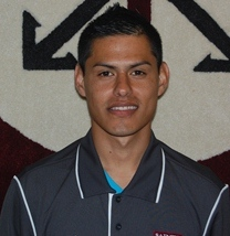 Senior Luis Delgado had 1 goal and 2 assists in the Saints win over Andrews University.